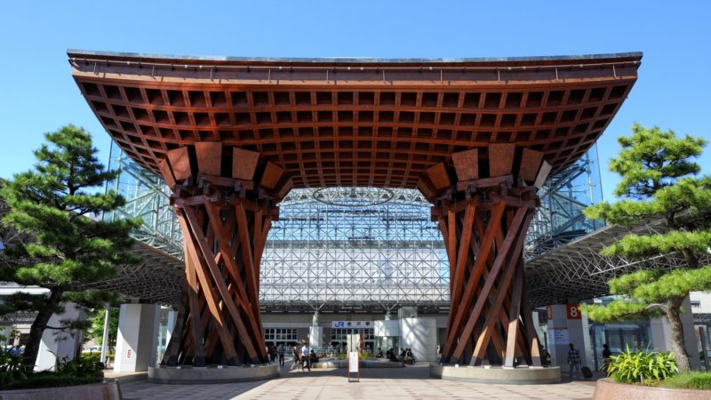 北陸>金沢ゲイマップ!香林坊・片町周辺のお出かけスポット